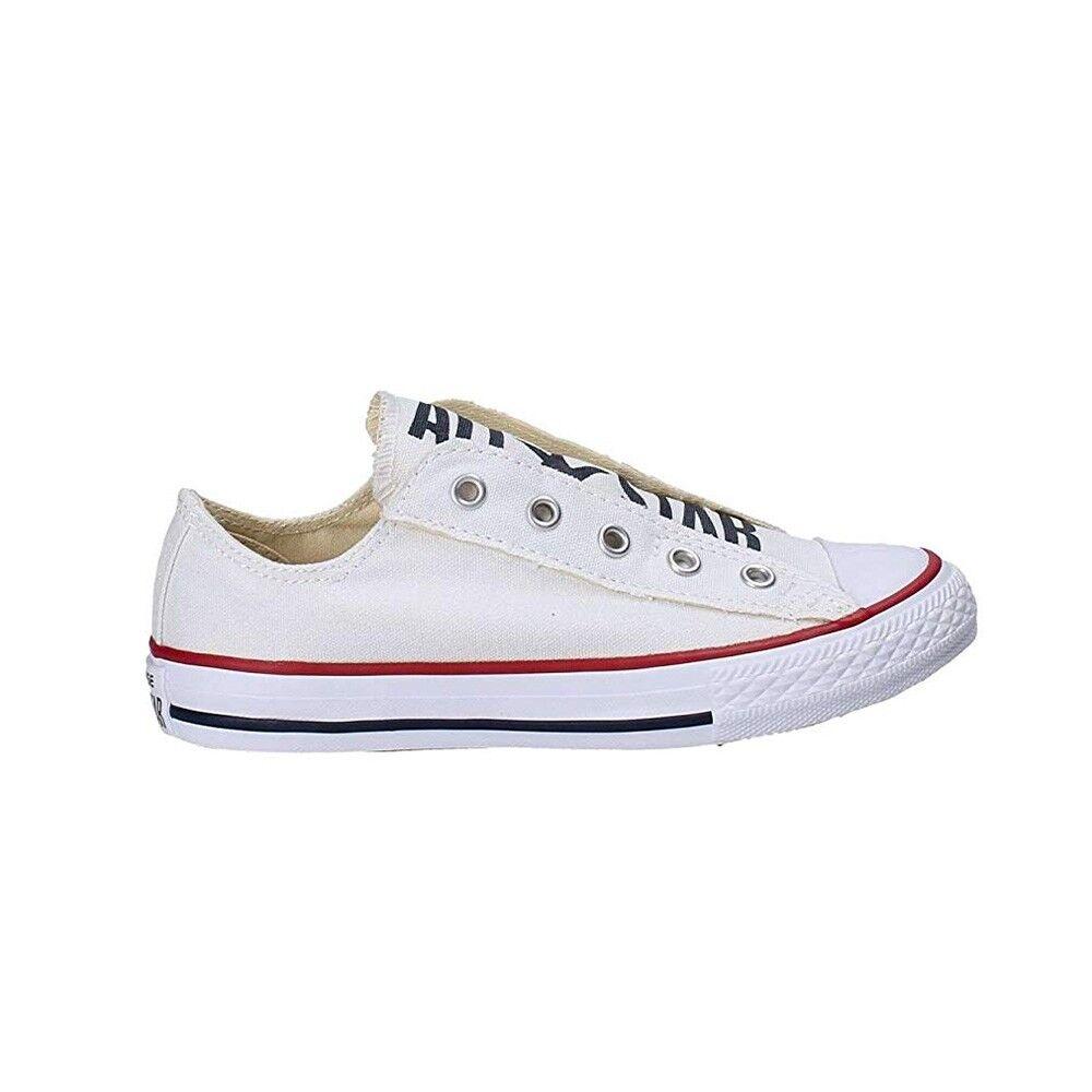 Converse Sneakers Chuck Taylor All Star Slip Bianco Bambino EUR 29