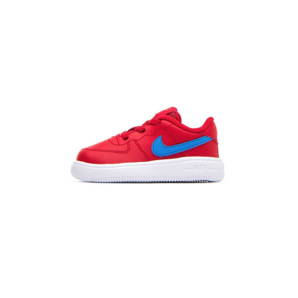 Nike Air Force 1 '18 Rosso Blu Bambino EUR 23.5 / US 7C