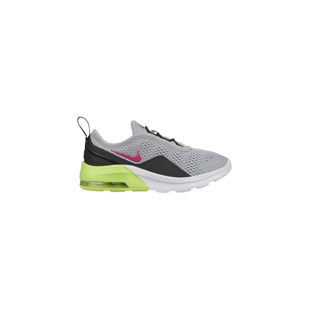 Nike Air Max Motion 2 PSE Grigio Rosa Bambina EUR 28.5 / US 11.5C