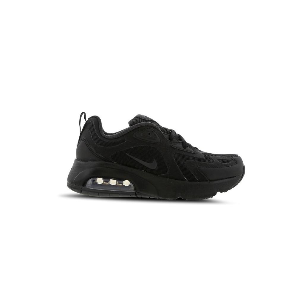 Nike Sneakers Air Max 200 Gs Nero Bambino EUR 40 / US 7Y