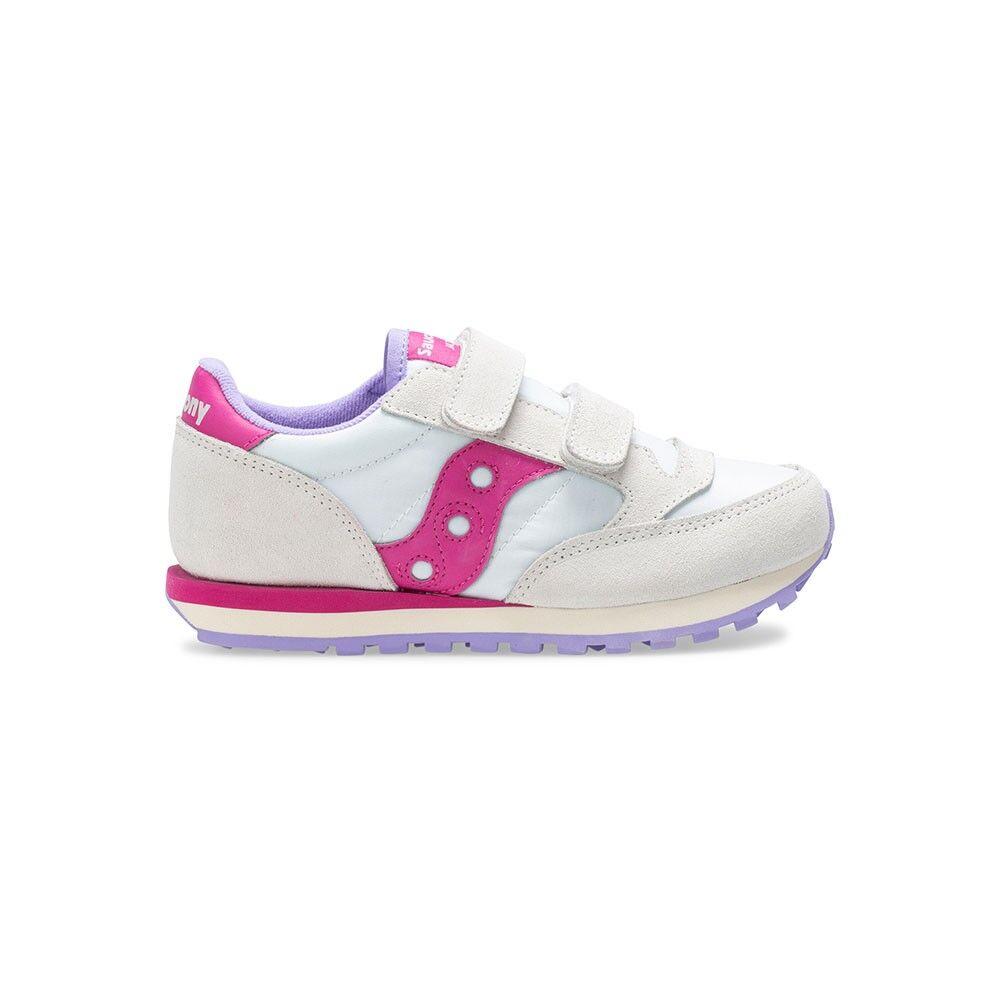 Saucony Sneakers Jazz O Psv Bianco FucsiaBambino EUR 33 / US 1.5