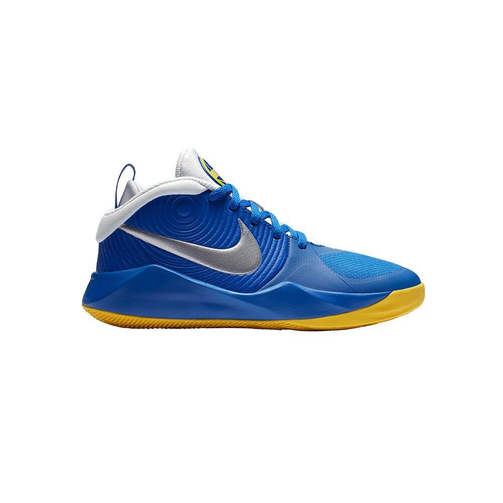 Nike Scarpe Ginnastica Team Hustle D9 Gs Blu Bambino EUR 37.5 / US 5Y