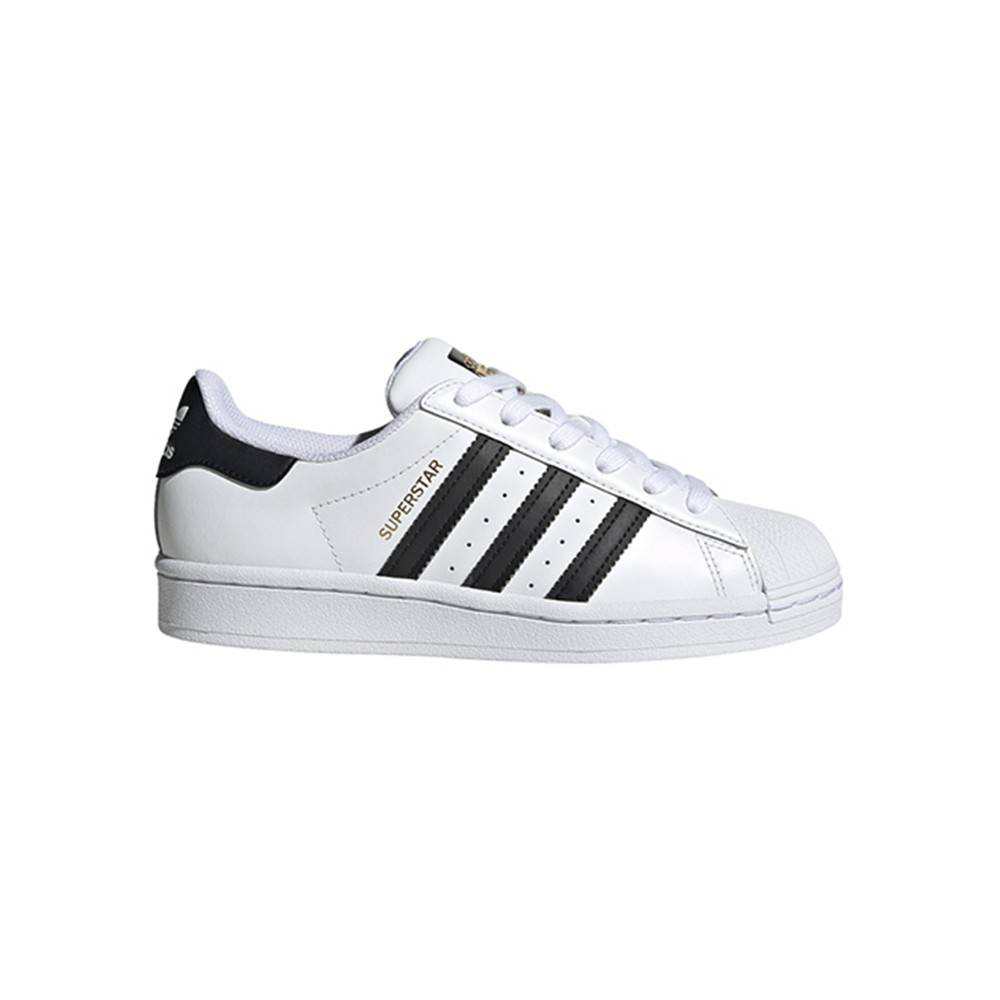 ADIDAS ORIGINALS sneakers superstar gs bianco nero bambino EUR 36 / UK 3,5