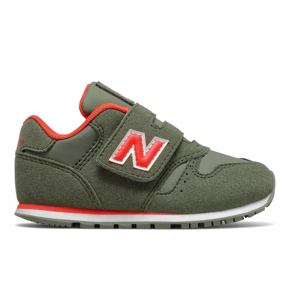 New Balance Sneakers 373 Td Verde Arancio Bambino EUR 26 / US 9