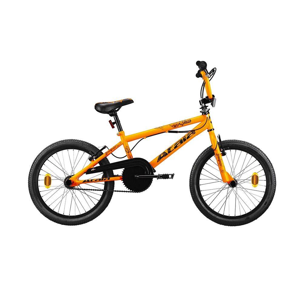 Atala Bicicletta BMX Crime GialloArancione Nero Bambino M