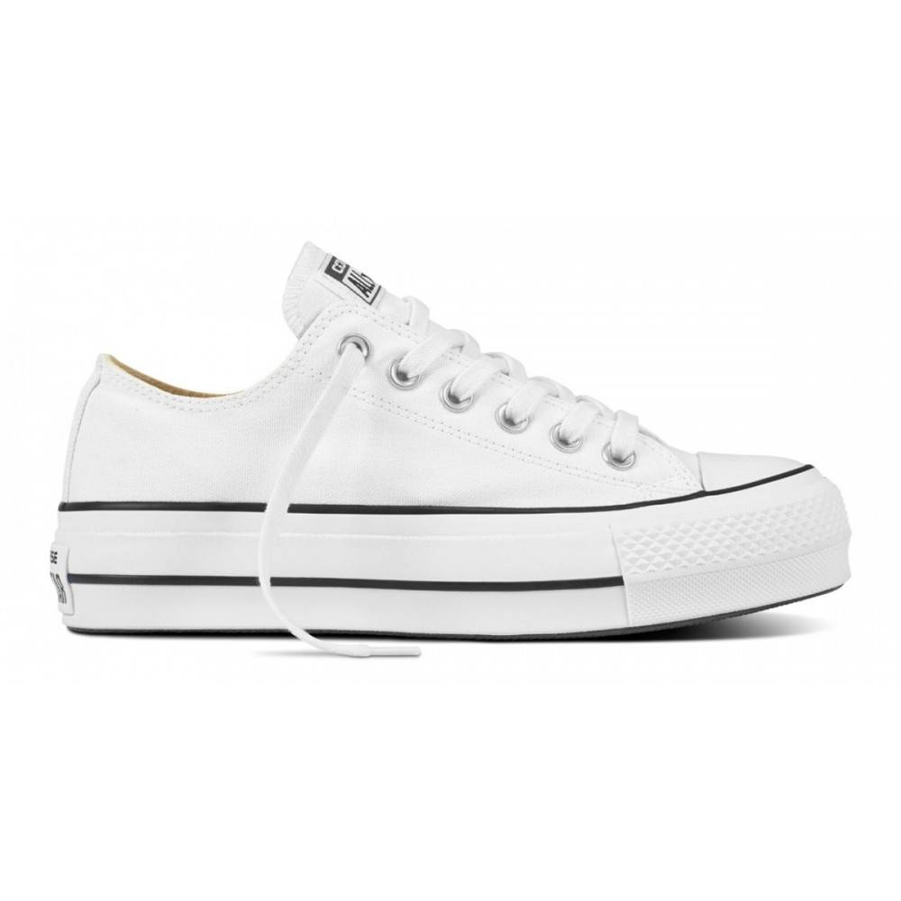 Converse Sneakers Chuck Taylor All Star Lift Ox Bianco Donna EUR 36 / US 3.5