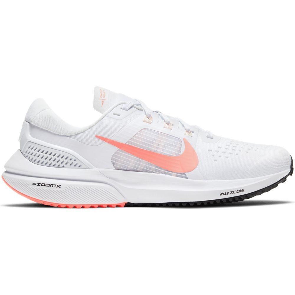 Nike Scarpe Running Air Zoom Vomero 15 Bianco Rosa Donna EUR 37,5 / US 6,5