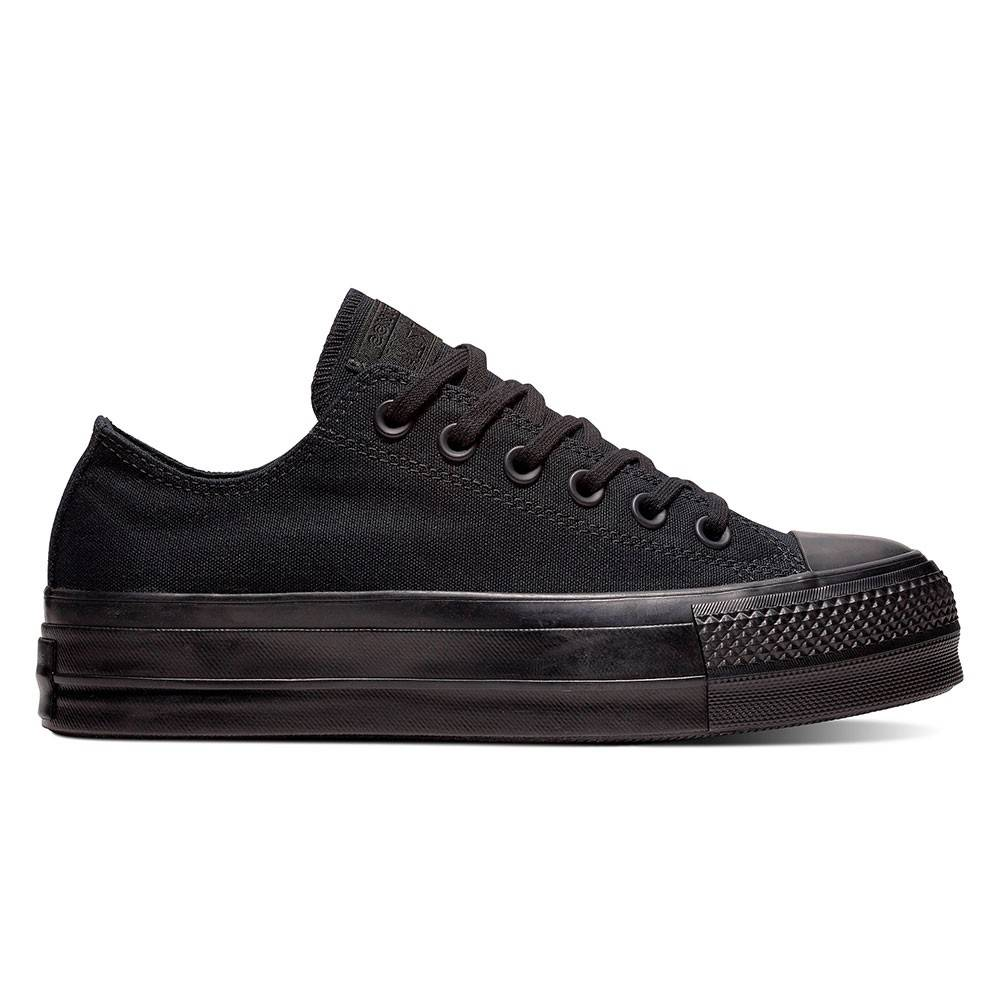 Converse Sneakers All Star Clean Lift Canvas Nero Nero Donna EUR 36 / US 3.5