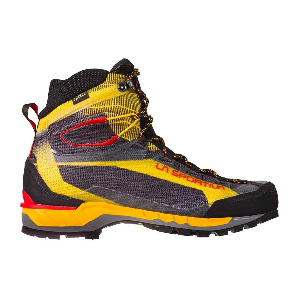 la sportiva scarponi alpinismo trango tech gtx giallo uomo eur 41,5