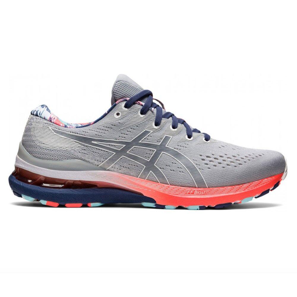 asics scarpe running gel-kayano 28 cos grigio blu uomo eur 42 / us 8,5