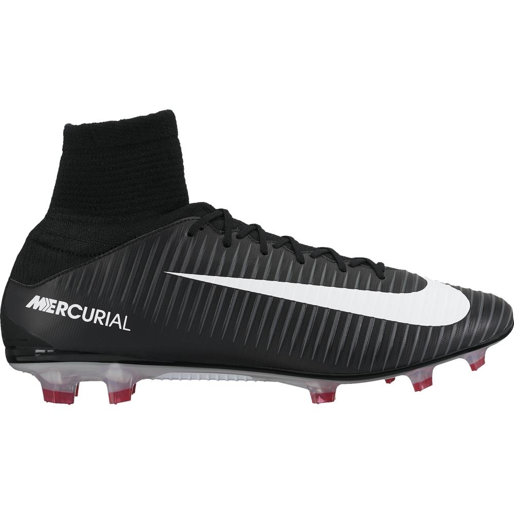 Nike Scarpa Mercurial Veloce III Df Fg Nero / Bianco EUR 40,5 / US 7,5