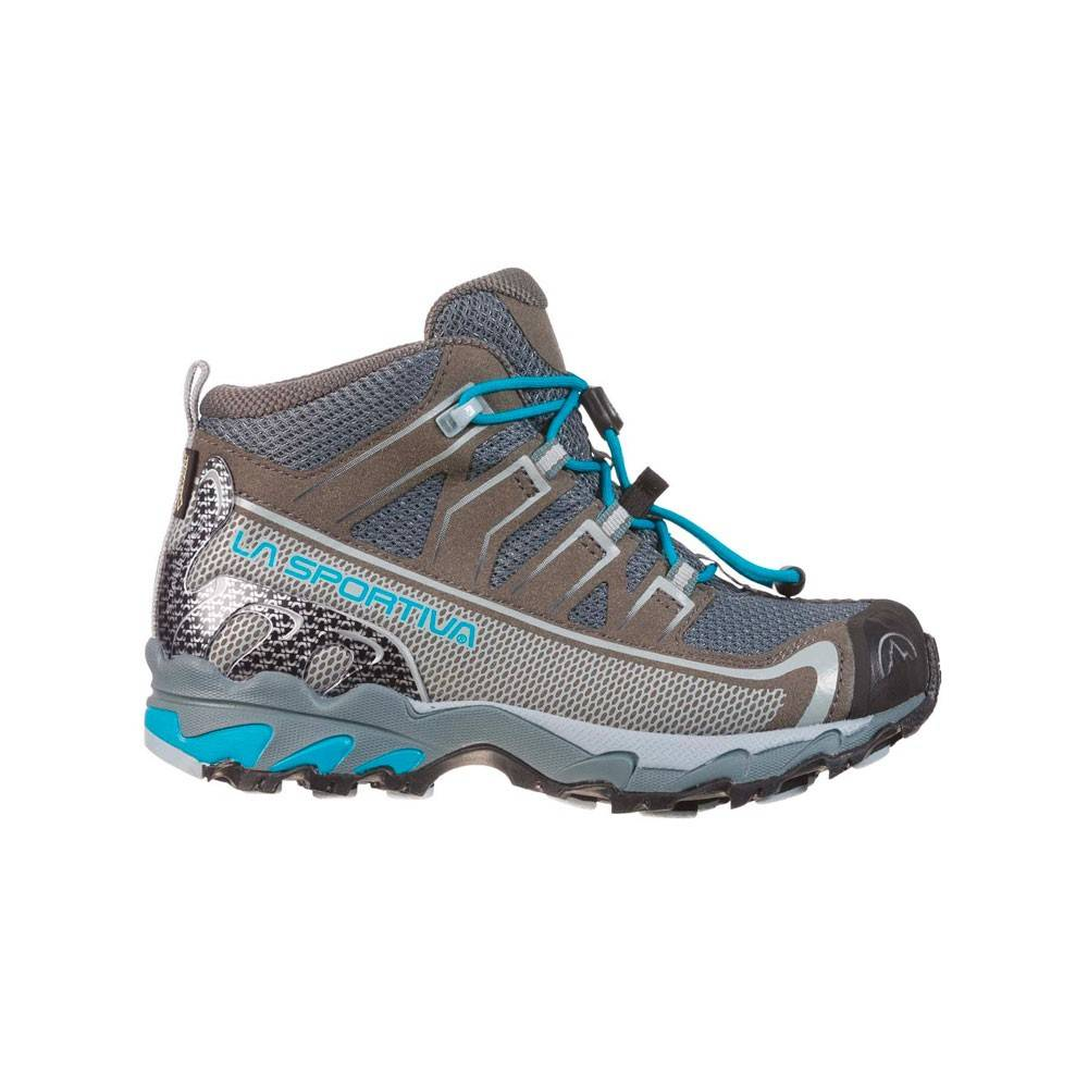 La Sportiva Pedule Trekking Falkon Gtx Grigio Azzurro Bambino EUR 40
