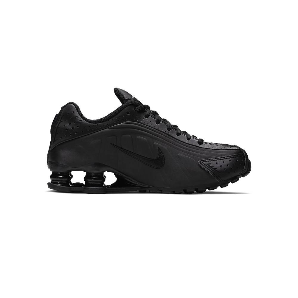 Nike Sneakers Shox R4 Gs Nero Bambino EUR 38.5 / US 6Y