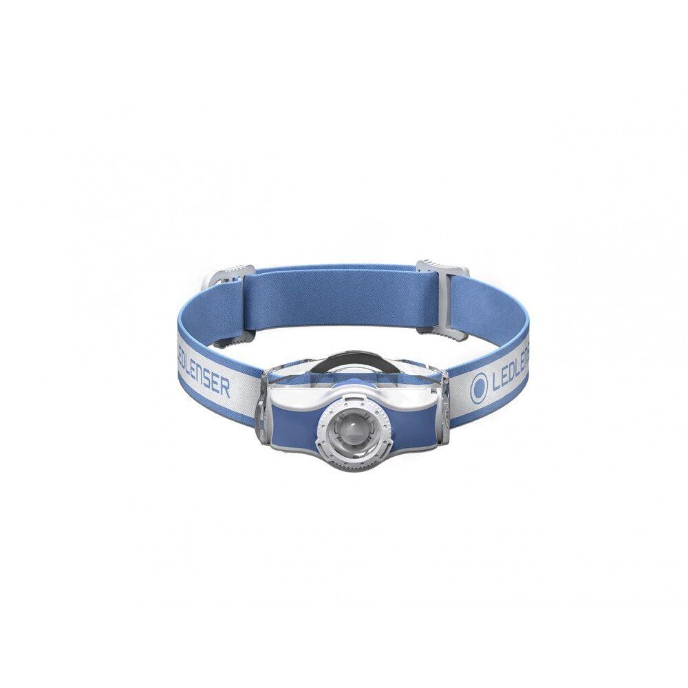 Led Lenser Lampada Frontale MH3 Blu TU