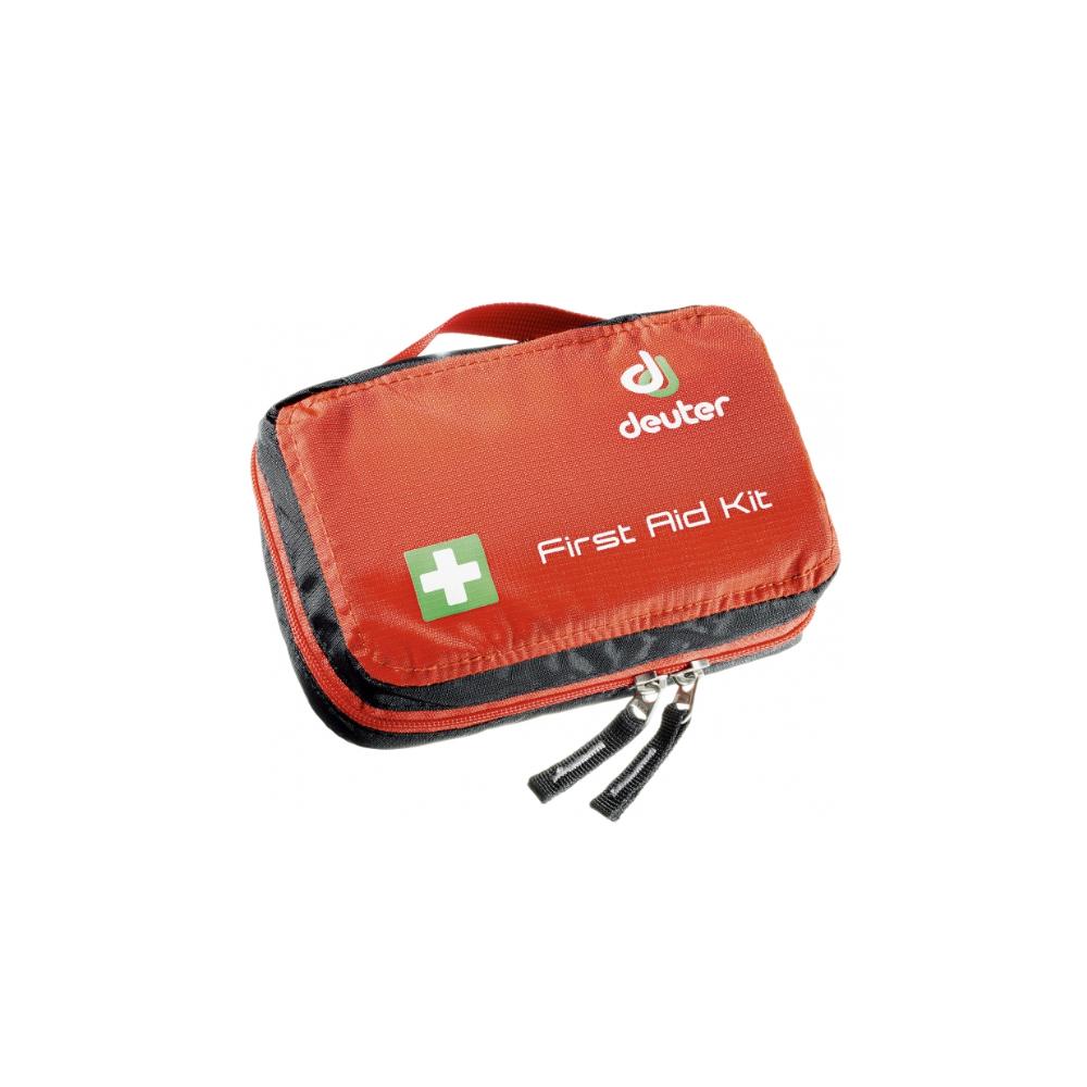 deuter kit pronto soccorso trekking first aid kit rosso tu