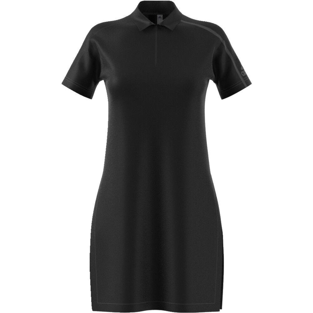 ADIDAS vestito donna rsm nero L