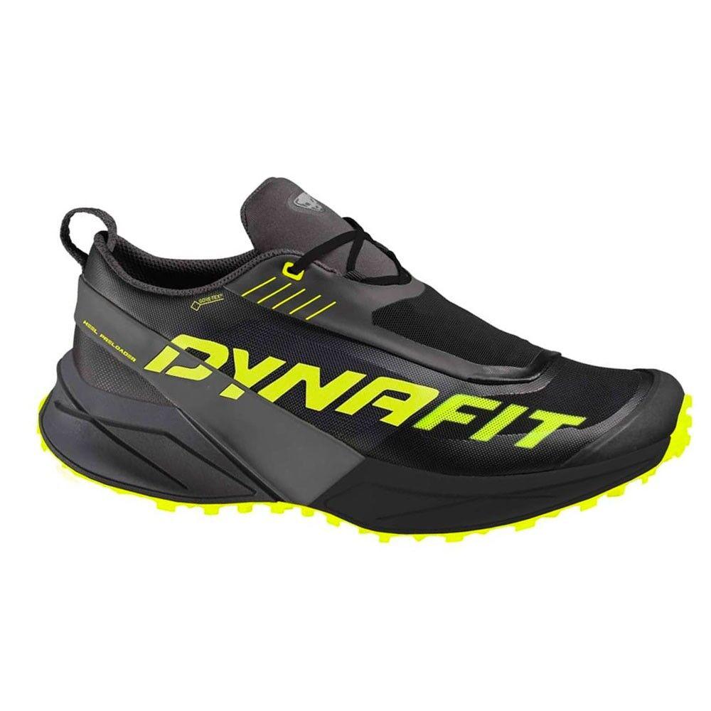 Dynafit Scarpe Trail Running Ultra 100 Gtx Nero Giallo Uomo EUR 42.5 / UK 8.5