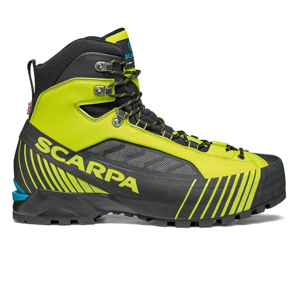 Scarpa Scarponi Alpinismo Ribelle Lite Hd Lime Nero Uomo EUR 43