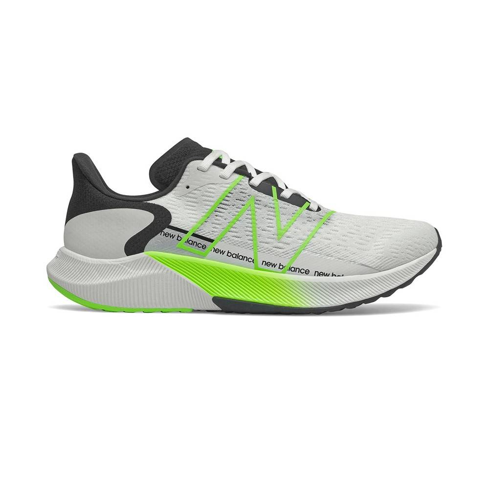 New Balance Scarpe Running Fuelcell Propel V2 Bianco Lime Uomo EUR 42 / US 8.5
