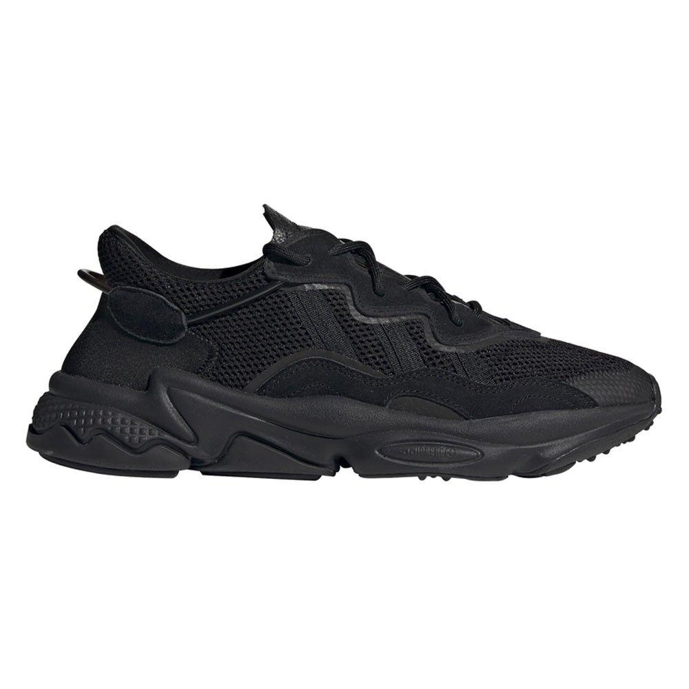 ADIDAS ORIGINALS sneakers ozweego nero uomo EUR 45 1/3 / UK 10,5