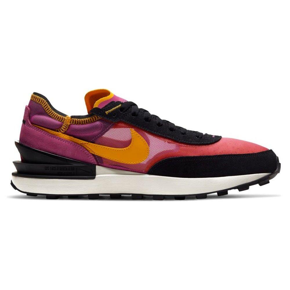 Nike Sneakers Waffle One Fucsia Oro Uomo EUR 42 / US 8,5