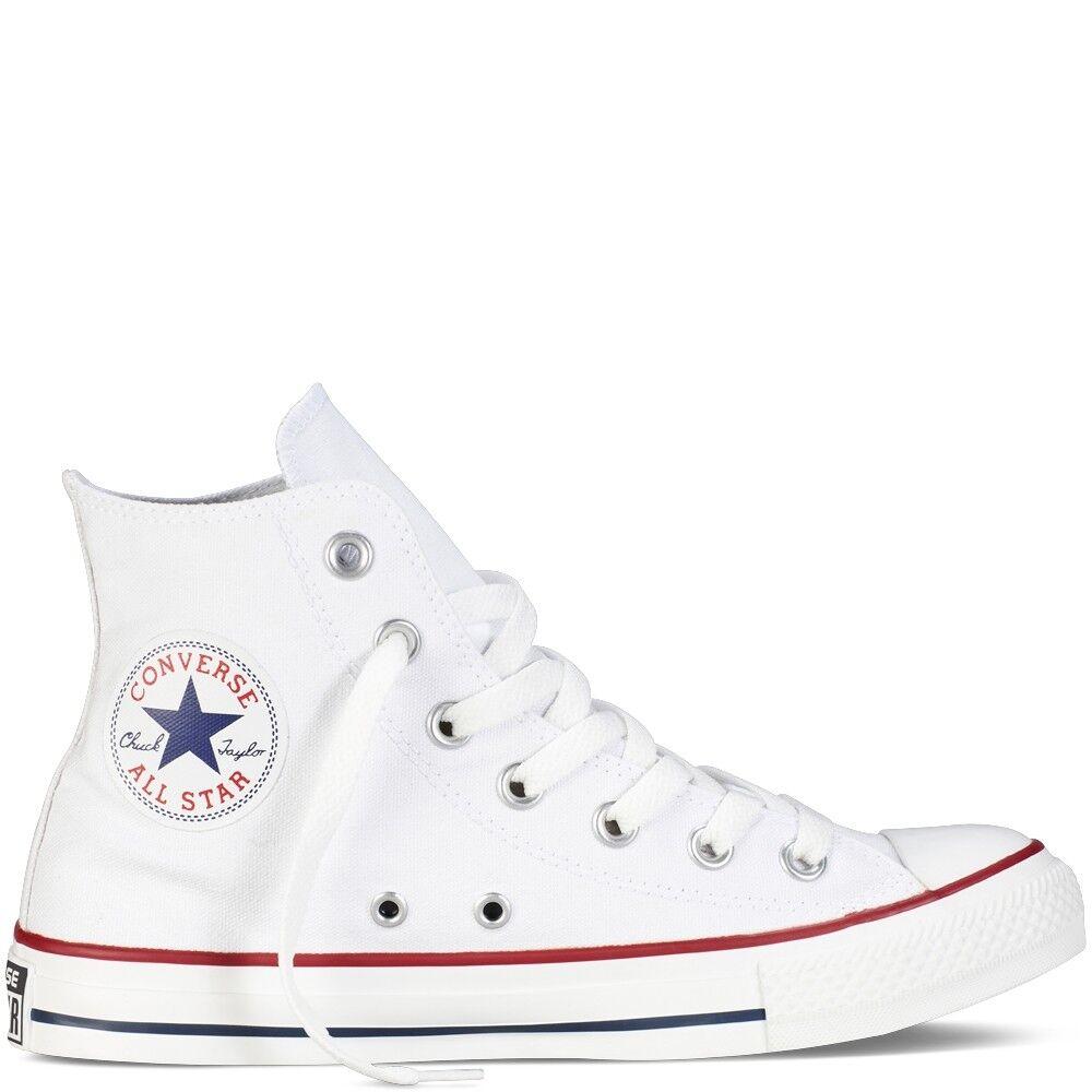 Converse Sneakers Chuck Taylor Hi Core Bianco Uomo EUR 36.5 / US 4
