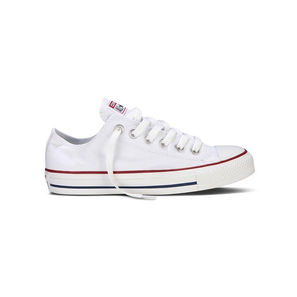 Converse Sneakers Chuck Taylor Ox Core Bianco Uomo EUR 46 / US 11.5