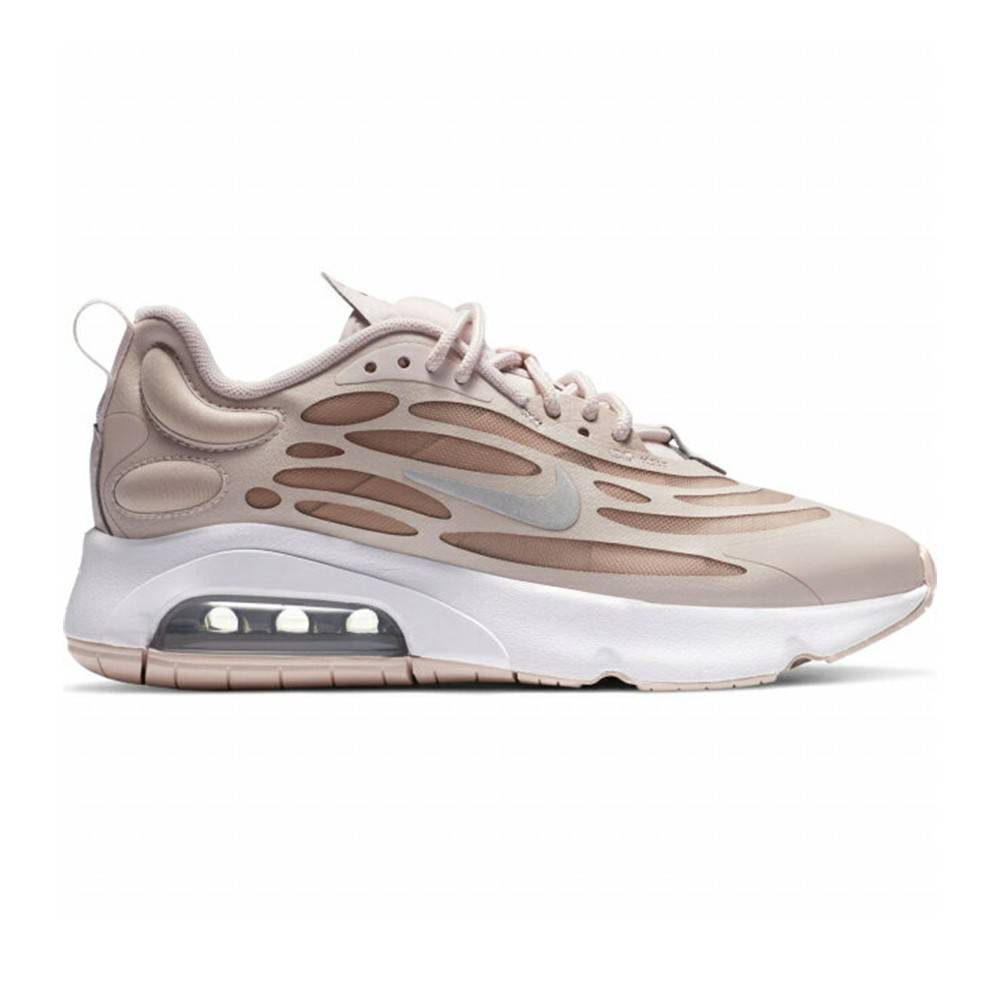 Nike Sneakers Air Max Exosense Rose Argento Donna EUR 40,5 / US 9