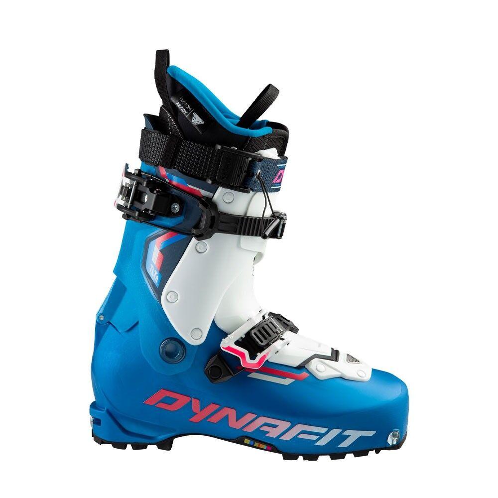 Dynafit Scarponi Sci Alpinismo Tlt8 Expedition Cr Azzurro Rosa Donna 26.5