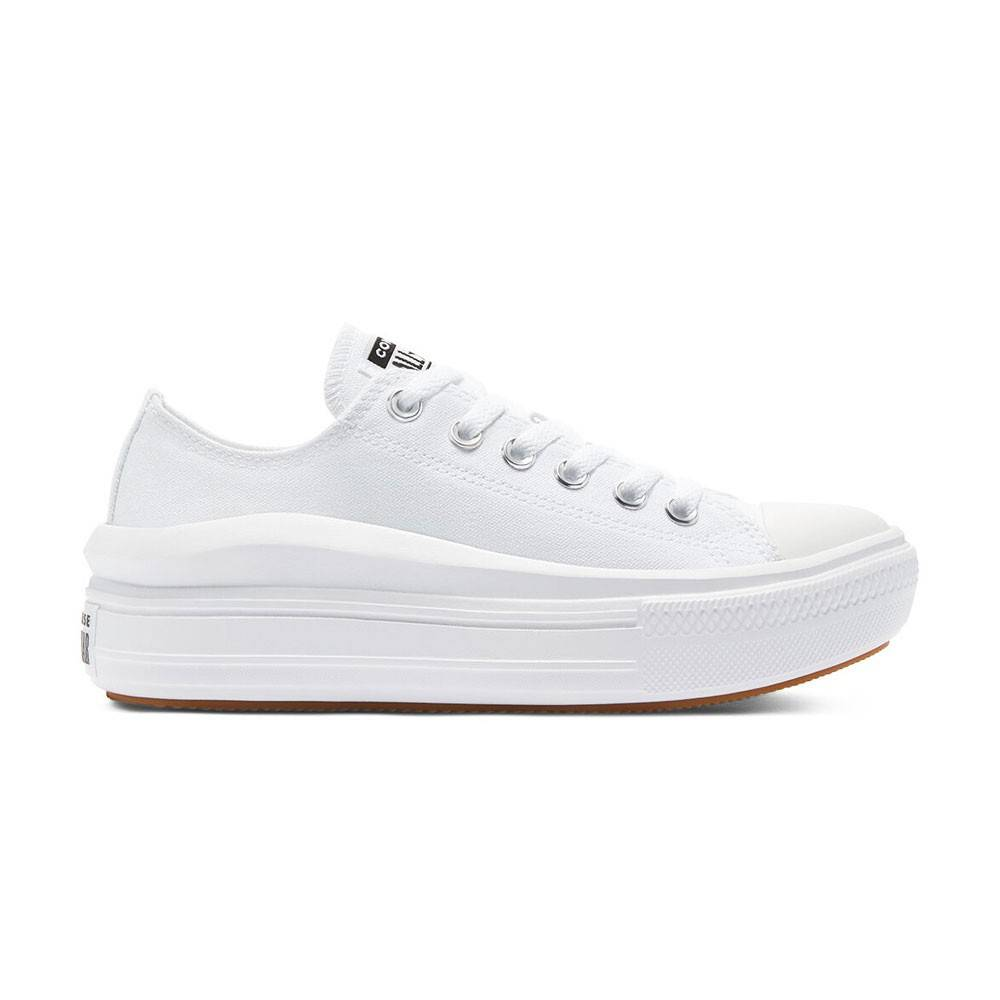 Converse Sneakers All Star Move Platform Ox Bianco Donna EUR 39.5 / US 6.5