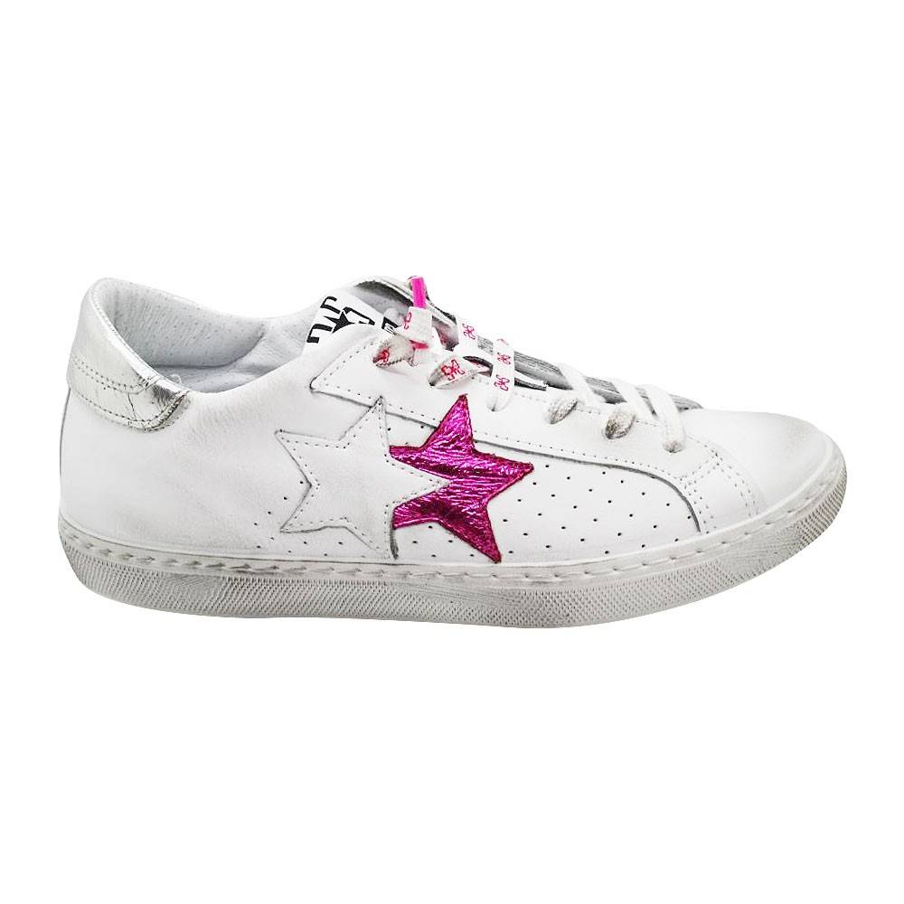2Star Sneakers Flat Viola Donna EUR 40