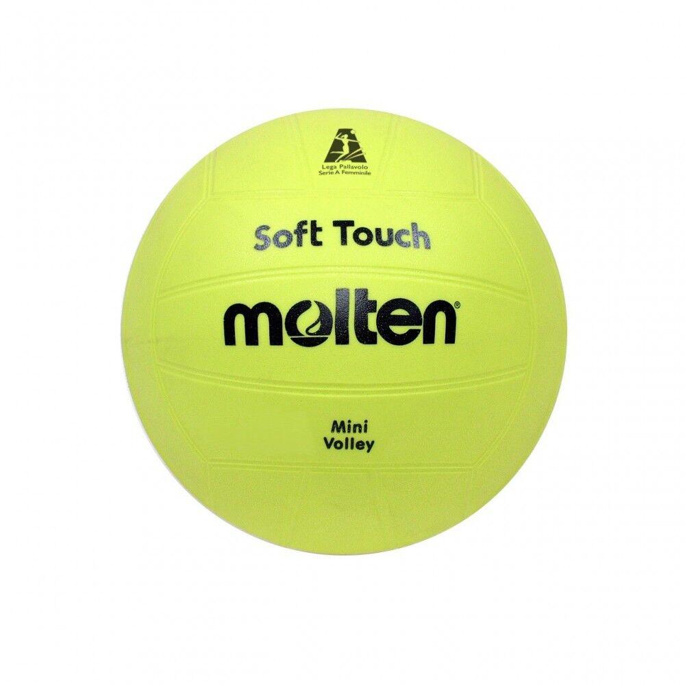 Molten Pallone Mini Volley PRBV Giallo 4