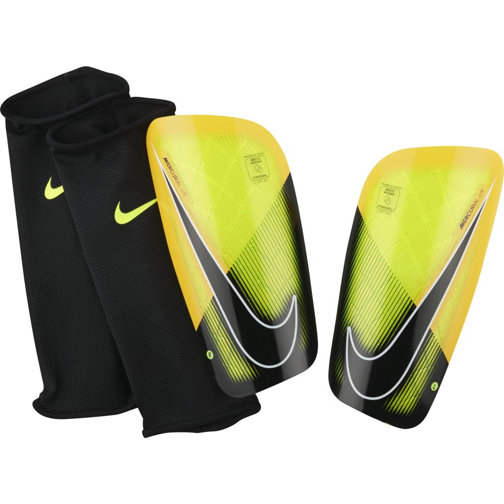 Nike Parastinchi S/Cav Merc Lt Giallo L