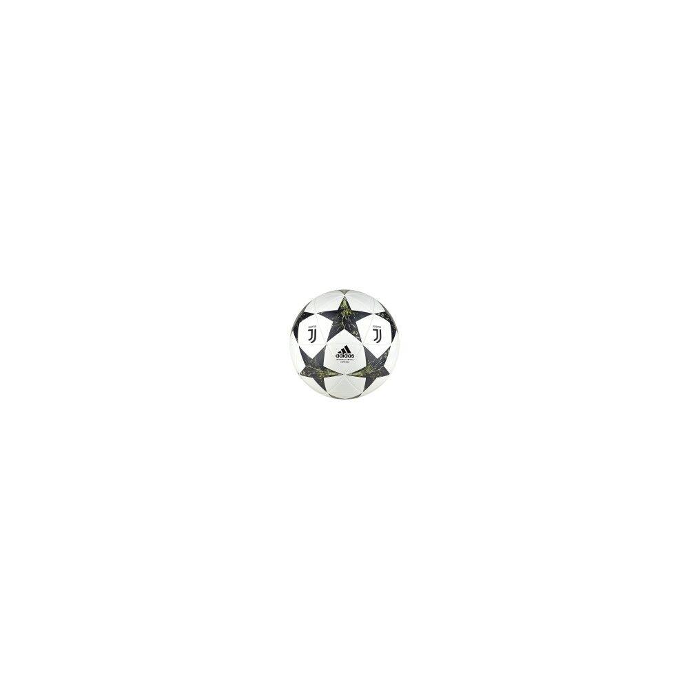 ADIDAS pallone finale 17 juve bianco/grigio 5