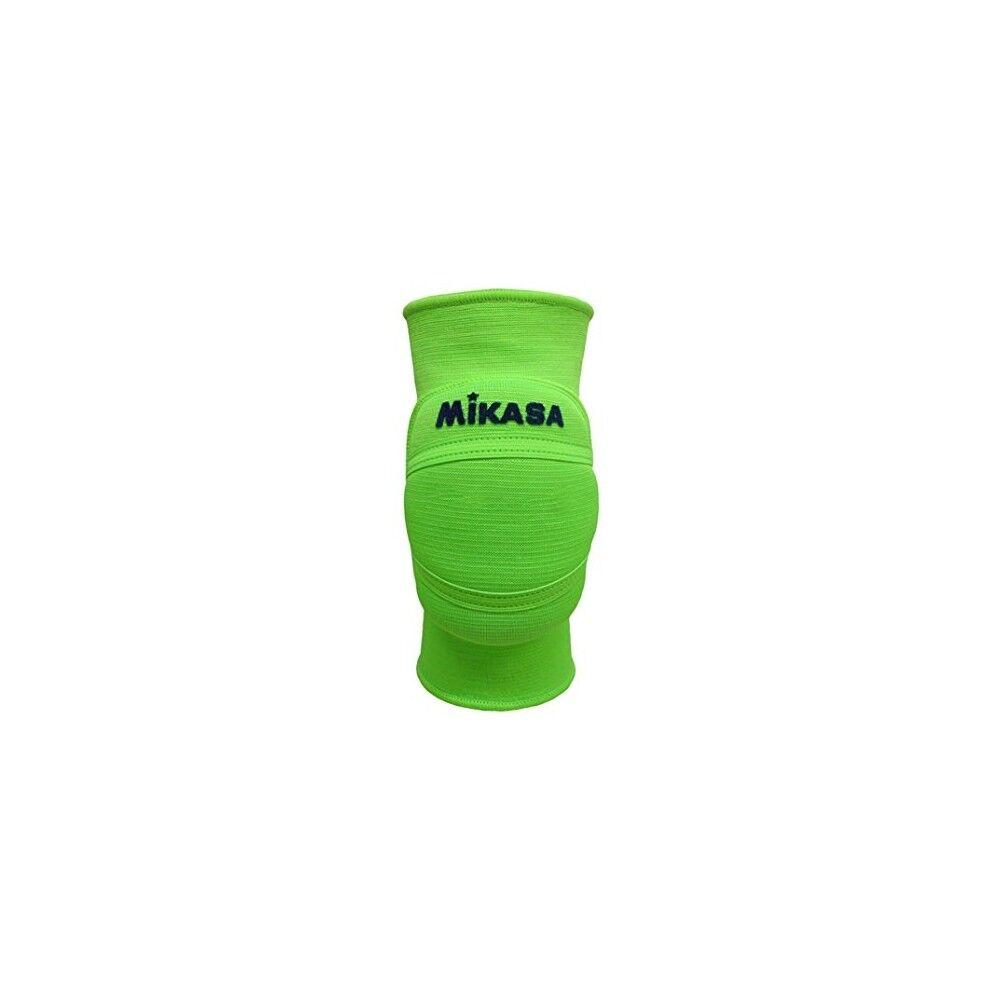 Mikasa Ginocchiera Volley Premier Green/Black S