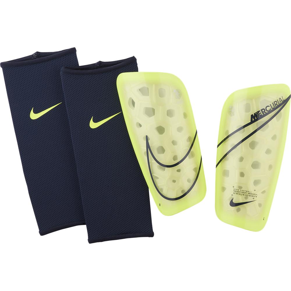 Nike Parastinchi Calcio Mercurial Lite Giallo Nero Uomo M