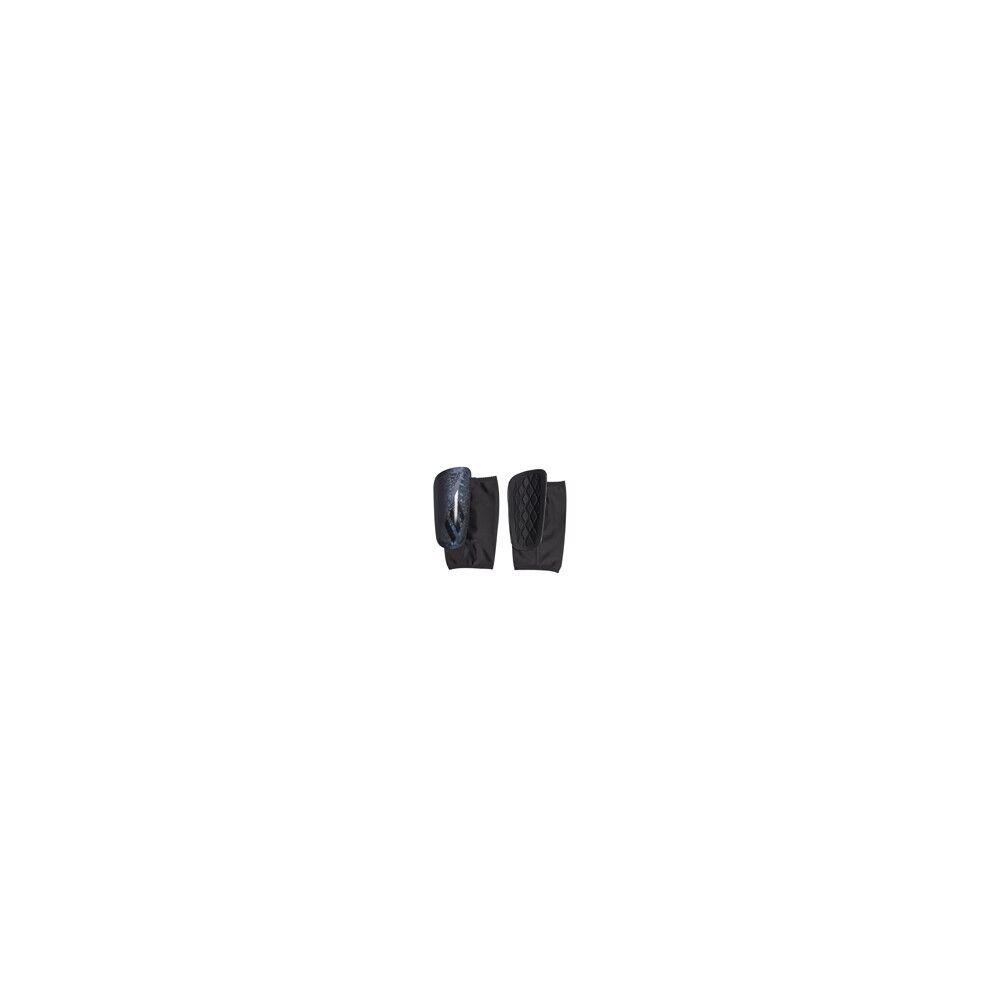ADIDAS parastinchi calcio ghost core regular nero grigio uomo XS