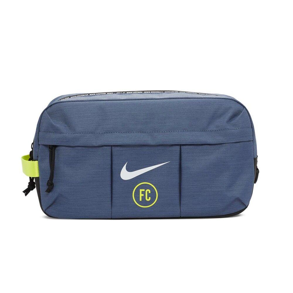 Nike Borsone Calcio Portascapre Academy Blu Bianco Uomo TU