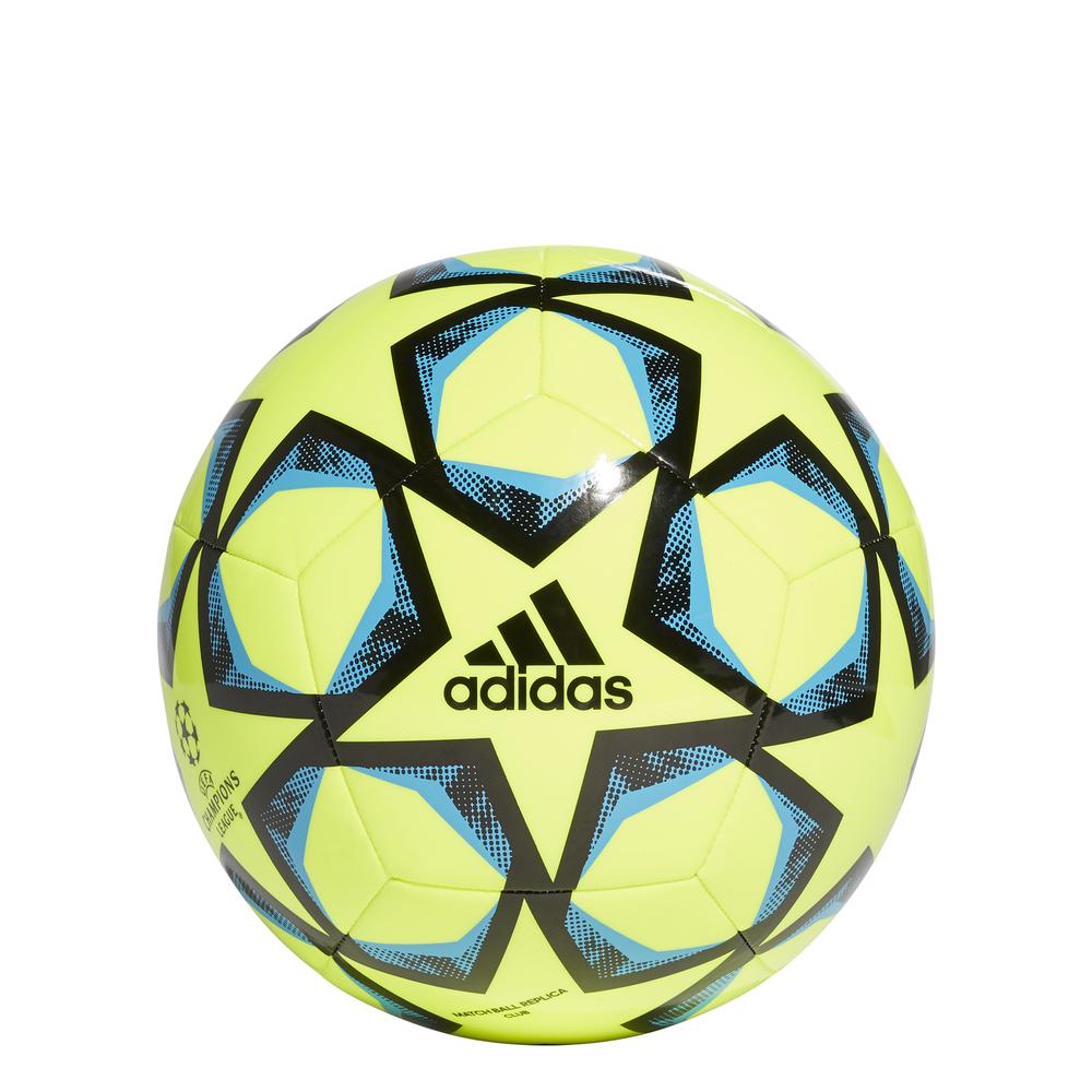 ADIDAS pallone da calcio finale 20 club giallo 5