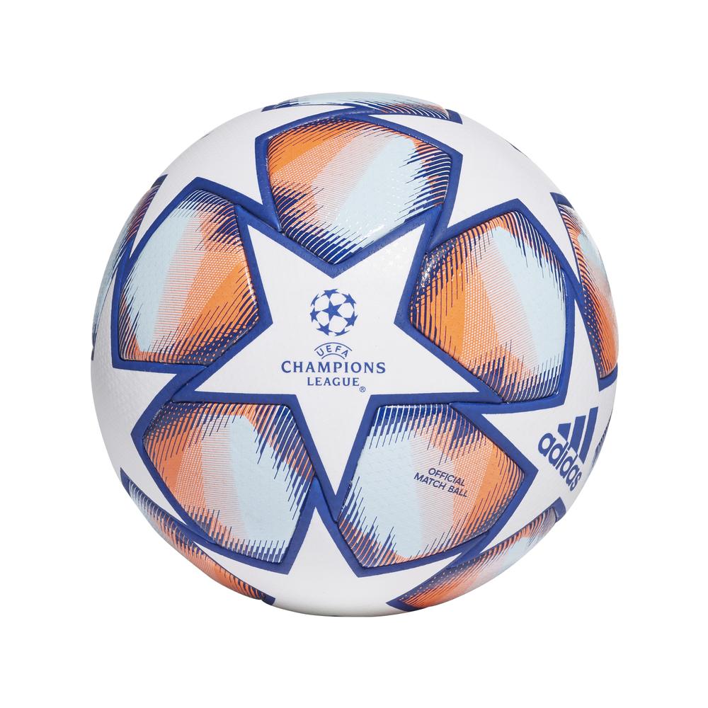 ADIDAS pallone da calcio finale 20 pro bianco corallo 5
