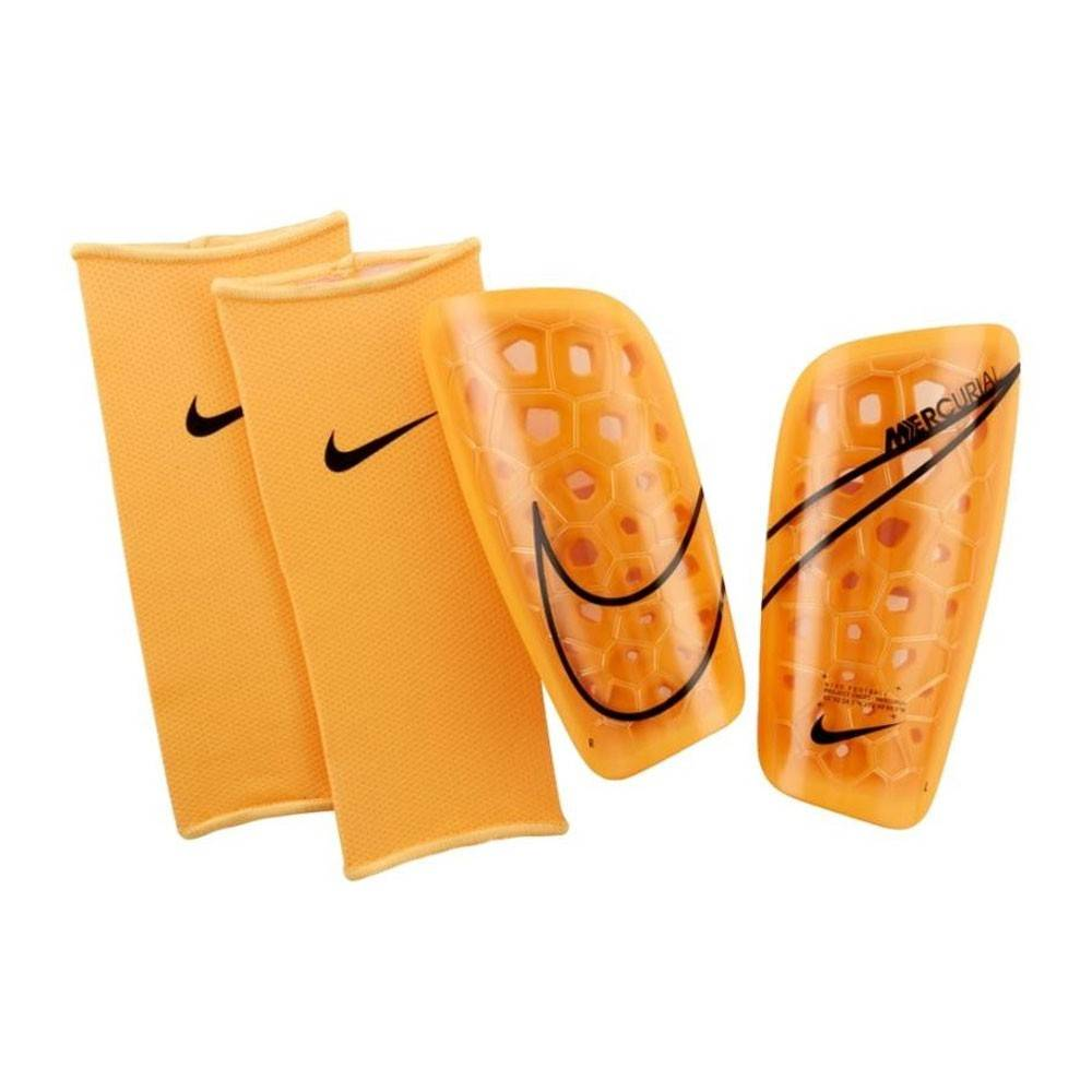 Nike Parastinchi Calcio S Cav Merc Lt Grd Arancio Nero Uomo S