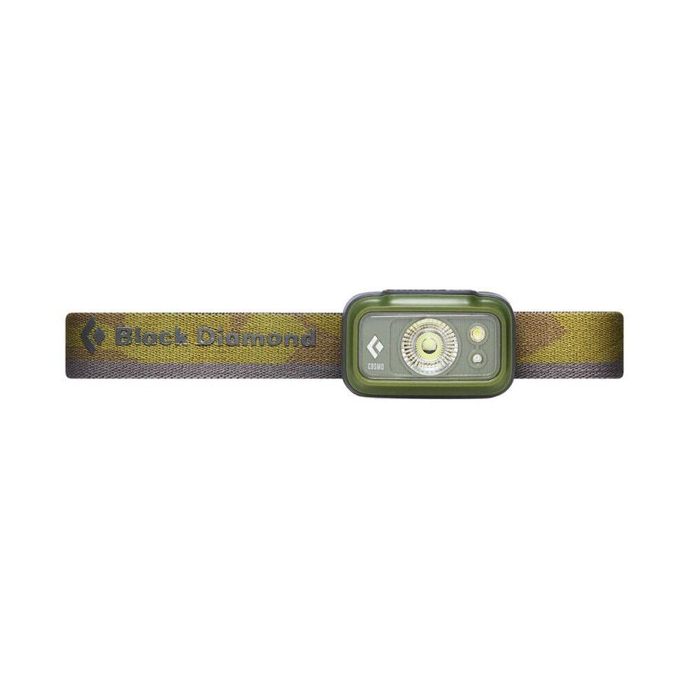 Black Diamond Lampada Frontale Cosmo 225 Verde TU