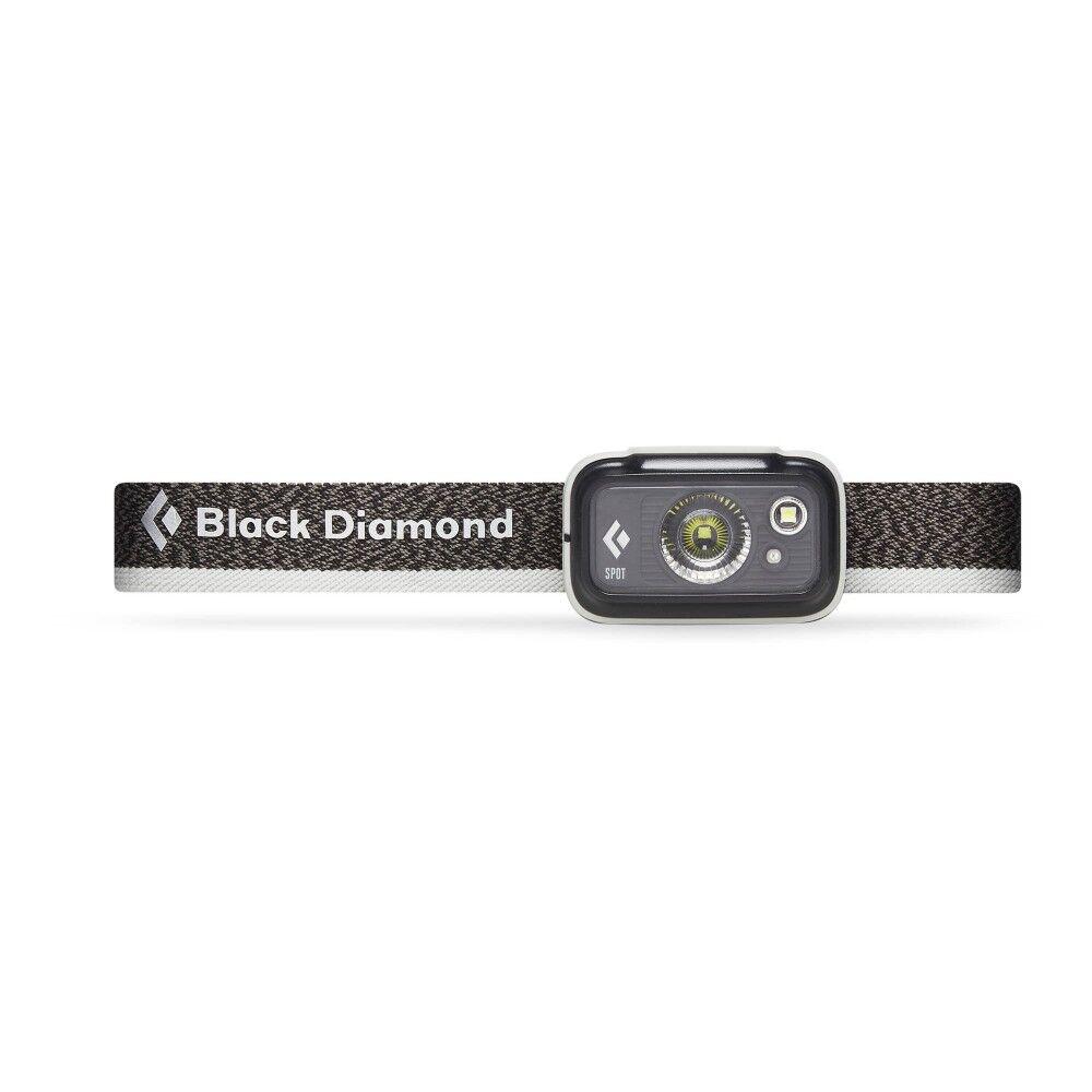 Black Diamond Lampada Frontale Spot 325 Grigio TU