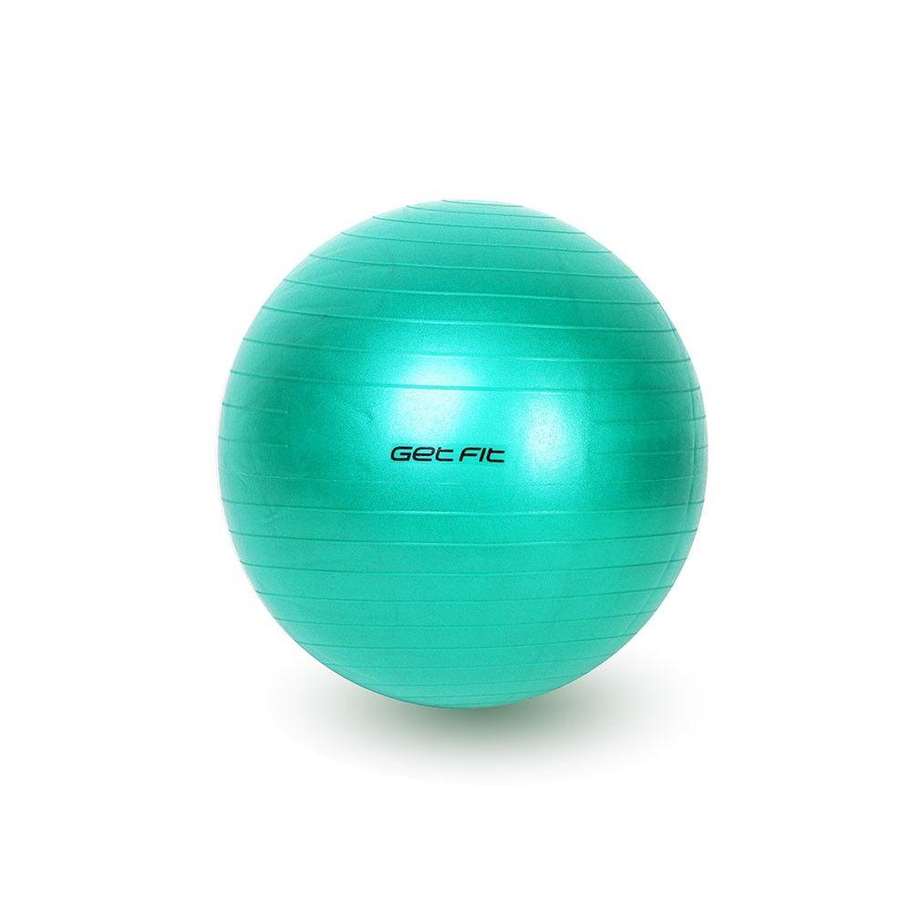 get fit fitball 45 cm antiscoppio verde 45 cm