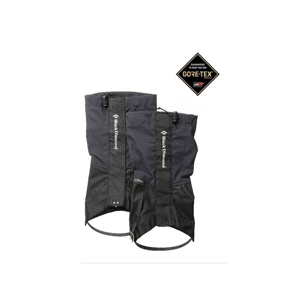 Black Diamond Ghetta Frontpoint GORE-TEX Nero L
