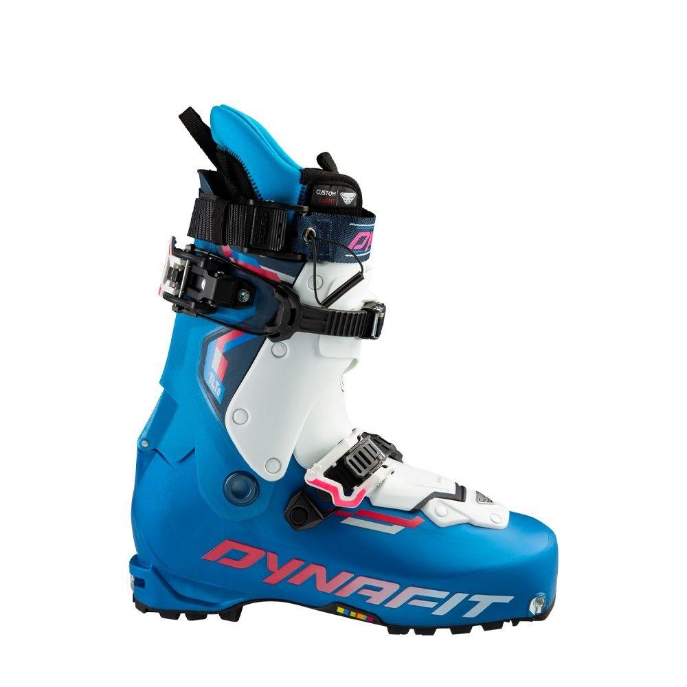 Dynafit Scarponi Sci Alpinismo Tlt8 Expedition Cl Azzurro Rosa Donna 25.5