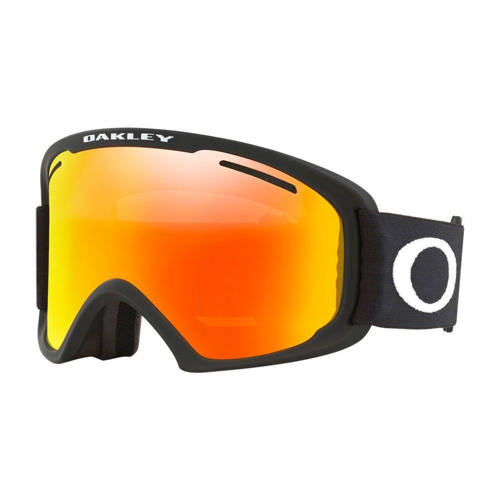 Oakley Maschera Sci O-Frame 2.0 Pro Xl Nero Rosso Uomo TU