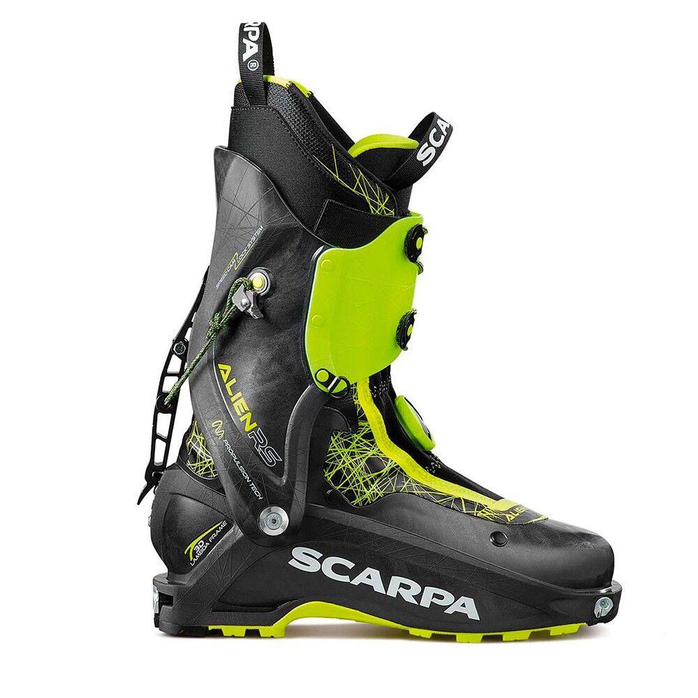 scarpa scarponi sci alpinismo alien rs nero uomo 29 cm