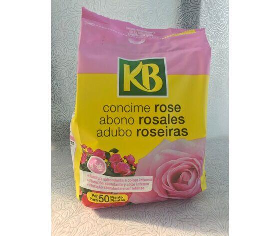 concime per piante di rose