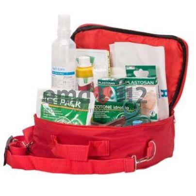 kit pronto soccorso auto/casa allegato 2 base